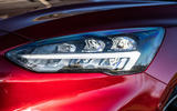 Ford Focus 2019 long-term review - headlights