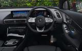 Mercedes-Benz EQC 2020 long-term review - dashboard