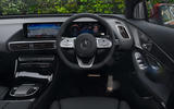 Mercedes-Benz EQC 2020 long-term review - dashboard