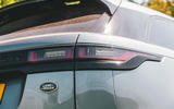 Range Rover Velar 2019 long-term review - rear lights