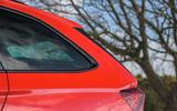 6 Skoda Octavia vRS estate 2021 LT rear hatch