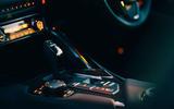 Toyota GR Supra 2020 long-term review - centre console