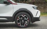 6 Vauxhall Mokka 2021 long term alloy wheels