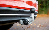 Volvo S60 T5 2020 long-term review - towbar