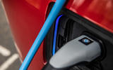 BMW i3S 2019 long-term review - charging LED