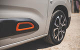 Citroen Berlingo 2019 long-term review - side details