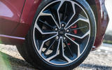 Ford Focus 2019 long-term review - alloy wheels