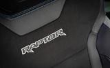 Ford Ranger Raptor 2019 long term review - seat details