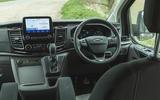 7 Ford Tourneo 2021 LT cabin