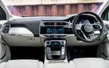Jaguar I-Pace 2019 long-term test review - cabin