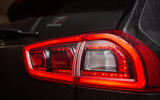 Kia e-Niro 2019 long-term review - rear lights
