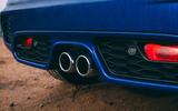 Mini 5-door Cooper S 2019 long-term review - exhaust