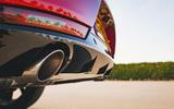 Peugeot 508 2019 long-term review - exhausts