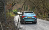 Skoda Superb 2020 long term review - on the road rear