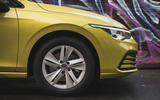7 Volkswagen Golf 2021 long term review alloy wheels