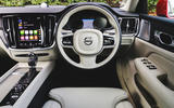 Volvo S60 T5 2020 long-term review - cabin