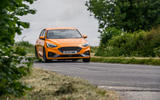Ford Focus ST 2020 long-term review - on the road front