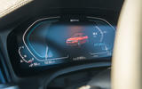 BMW 3 Series 330e 2020 long-term review - instruments