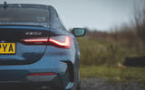 8 BMW 4 Series 2021 long term review rear lights
