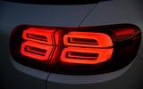 8 Citroen C5 Aircross Hybrid 2021 Long term review rear lights