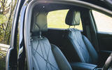 DS 7 Crossback 2019 long-term review - front seats