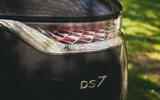 DS 7 Crossback 2019 long-term review - rear lights