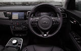 Kia e-Niro 2019 long-term review - dashboard