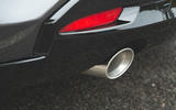 Mazda 3 2019 long term review - exhaust