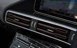 Mercedes-Benz EQC 2020 long-term review - air vents