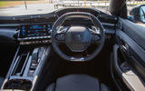 Peugeot 508 2019 long-term review - dashboard