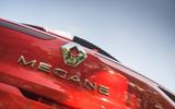 Renault Megane RS 280 2019 long-term review - boot badge