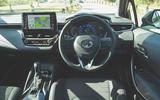 Toyota Corolla 2019 long-term review - cabin