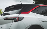 8 Vauxhall Mokka 2021 long term rear three quarters
