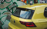 8 Volkswagen Golf 2021 long term review rear end
