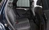 Volkswagen Touareg 2019 long-term review - rear seats