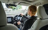 Volvo XC40 Recharge T5 2020 long-term review - James Attwood driving