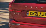 8 Volvo XC60 Recharge 2021 LT rear lights