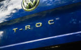 Volkswagen T-Roc R 2020 long-term review - rear badge