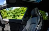 Audi S5 Sportback 2020 long-term review - cabin