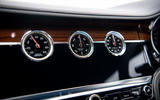 Bentley Continental GT 2019 long-term review - dashboard dials