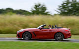 BMW Z4 2019 long-term review - on the road side