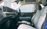 Honda e 2020 long-term review - cabin
