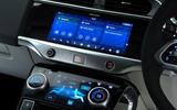 Jaguar I-Pace 2019 long-term test review - infotainment
