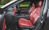 Mazda 3 2019 long term review - cabin