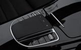 Mercedes-Benz EQC 2020 long-term review - centre console