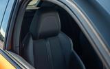 Peugeot 2008 2020 long-term review - front seats