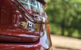 Renault Megane RS 280 2019 long-term review - RS badge