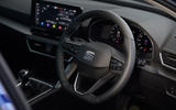 Seat Leon TSI 2021 long-term review - dashboard