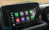 Suzuki Jimny 2019 long-term review - infotainment