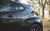 9 Toyota GR Yaris 2021 long term review rear end